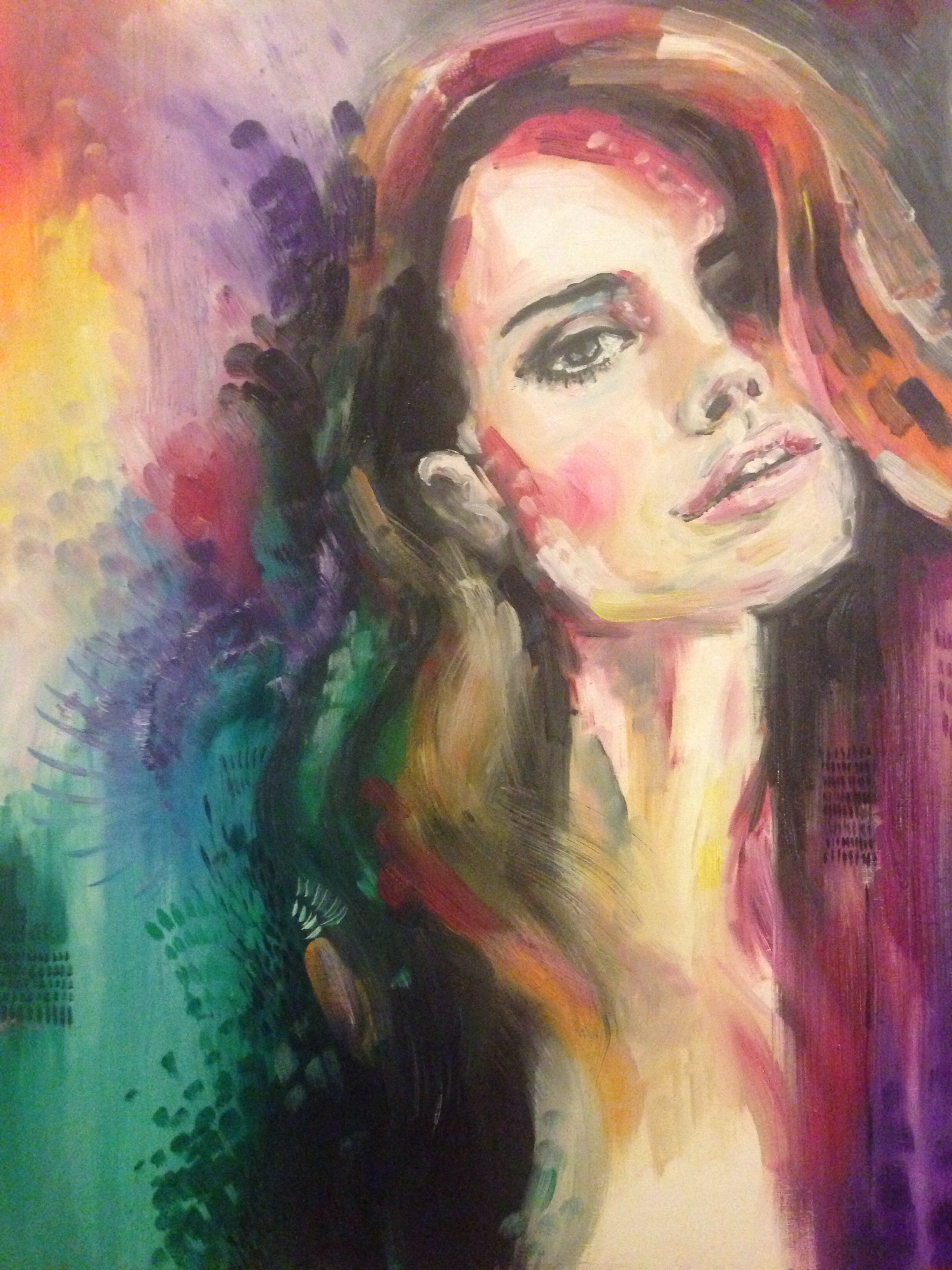 oil paint | Katy Jade Dobson ART