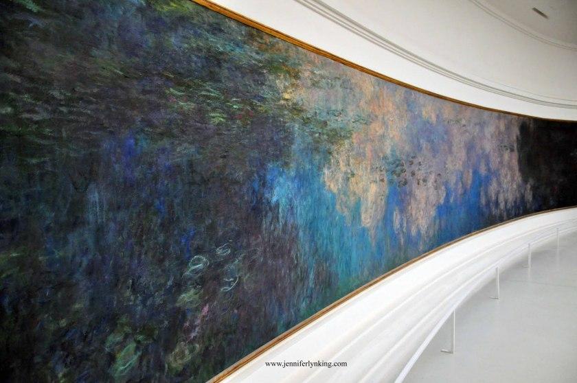 'Water Lillies' - Claude Monet