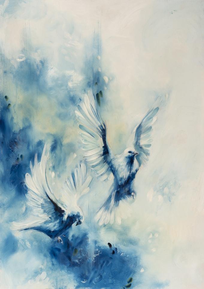 Blue birds-Prussian-1