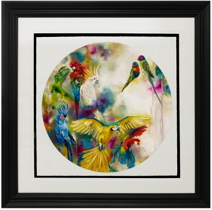 Pretty Polly Framed - KJD-1 copy